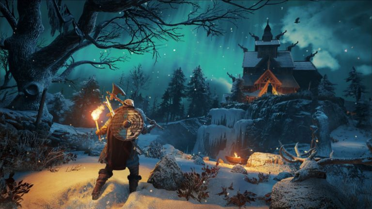 تاریخ انتشار بازی اساسین کرید والهالا Assassins Creed Valhalla (رسمی)