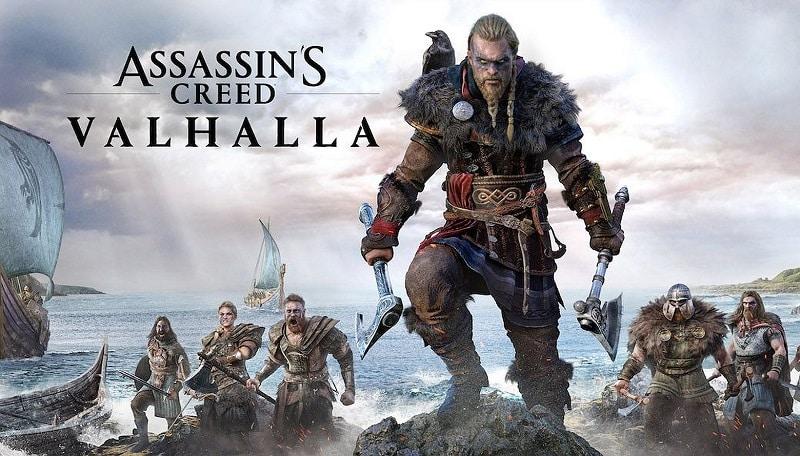 بازی اساسین کرید والهالا (Assassins Creed Valhalla)