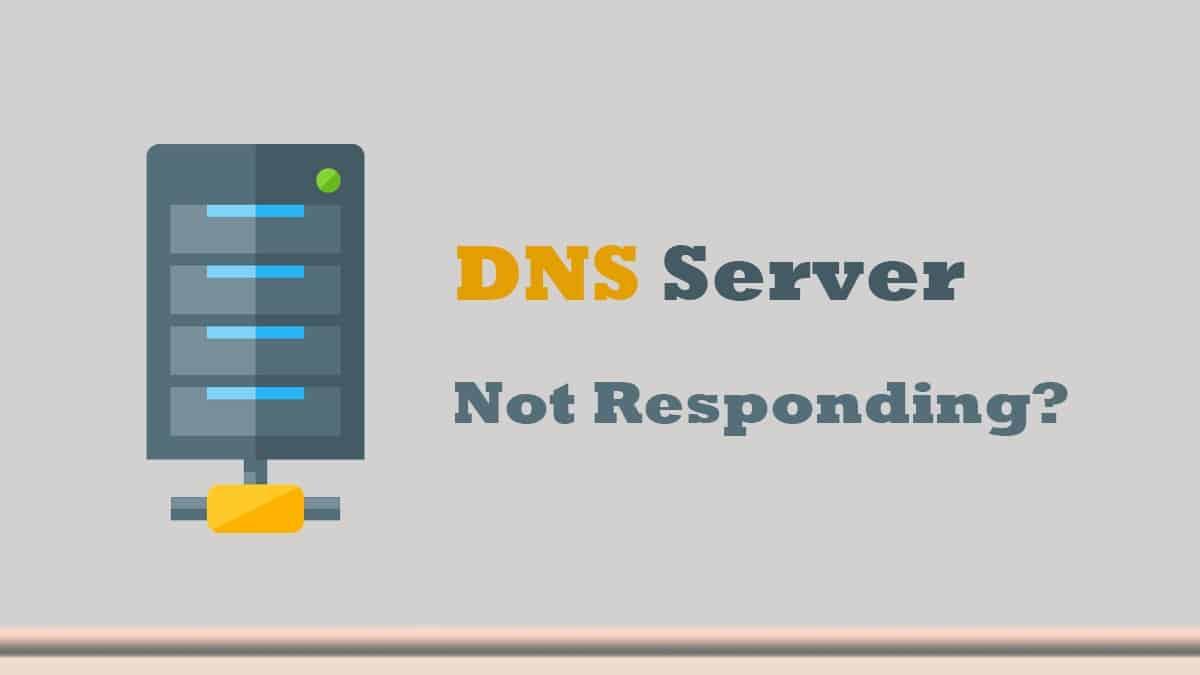 آموزش رفع ارور DNS Server Not Responding در ویندوز