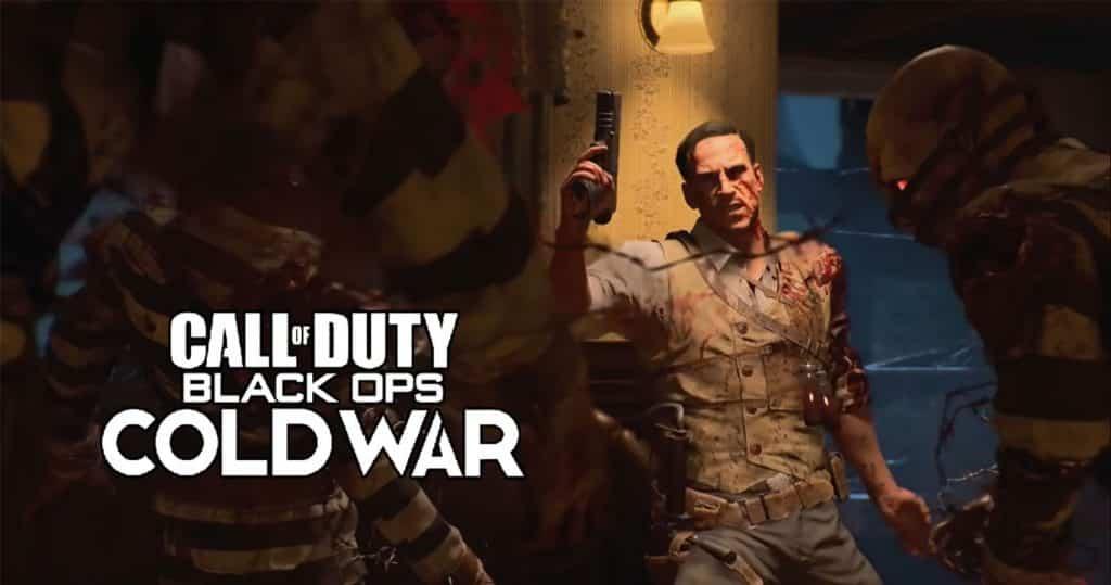 انحصاری شدن بخش زامبی Call Of Duty Cold War